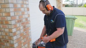 Leak detection Mitchelton