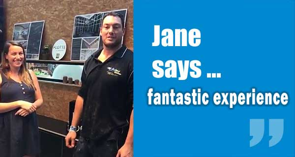 Jane Customer Review from Stafford