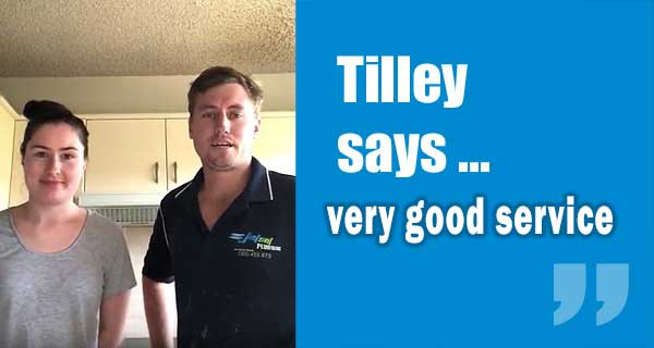 Tilley Customer Review from Stafford